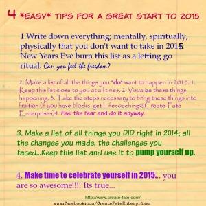4 easy tips pt 2