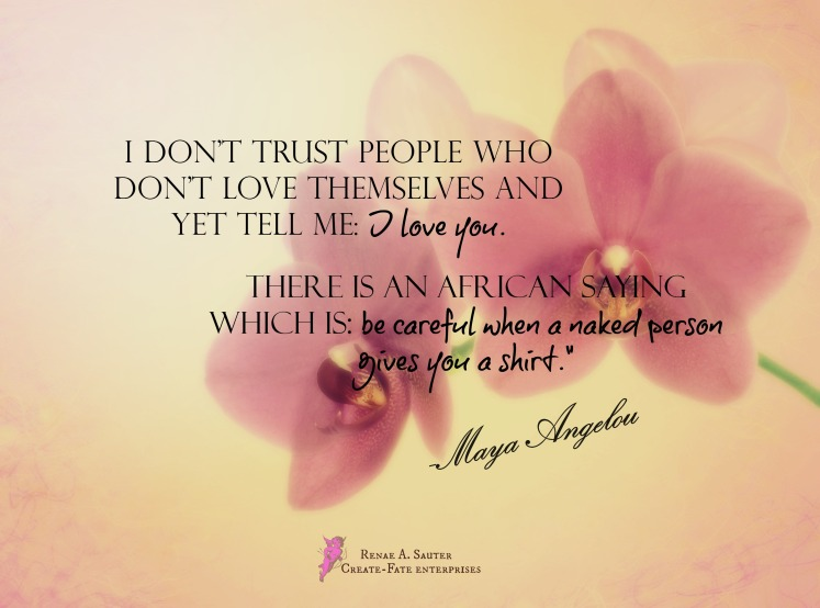 Nov 18th Maya Angelou
