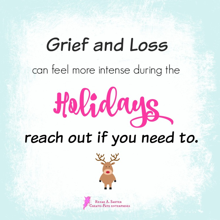 Dec 1 Grief and Loss